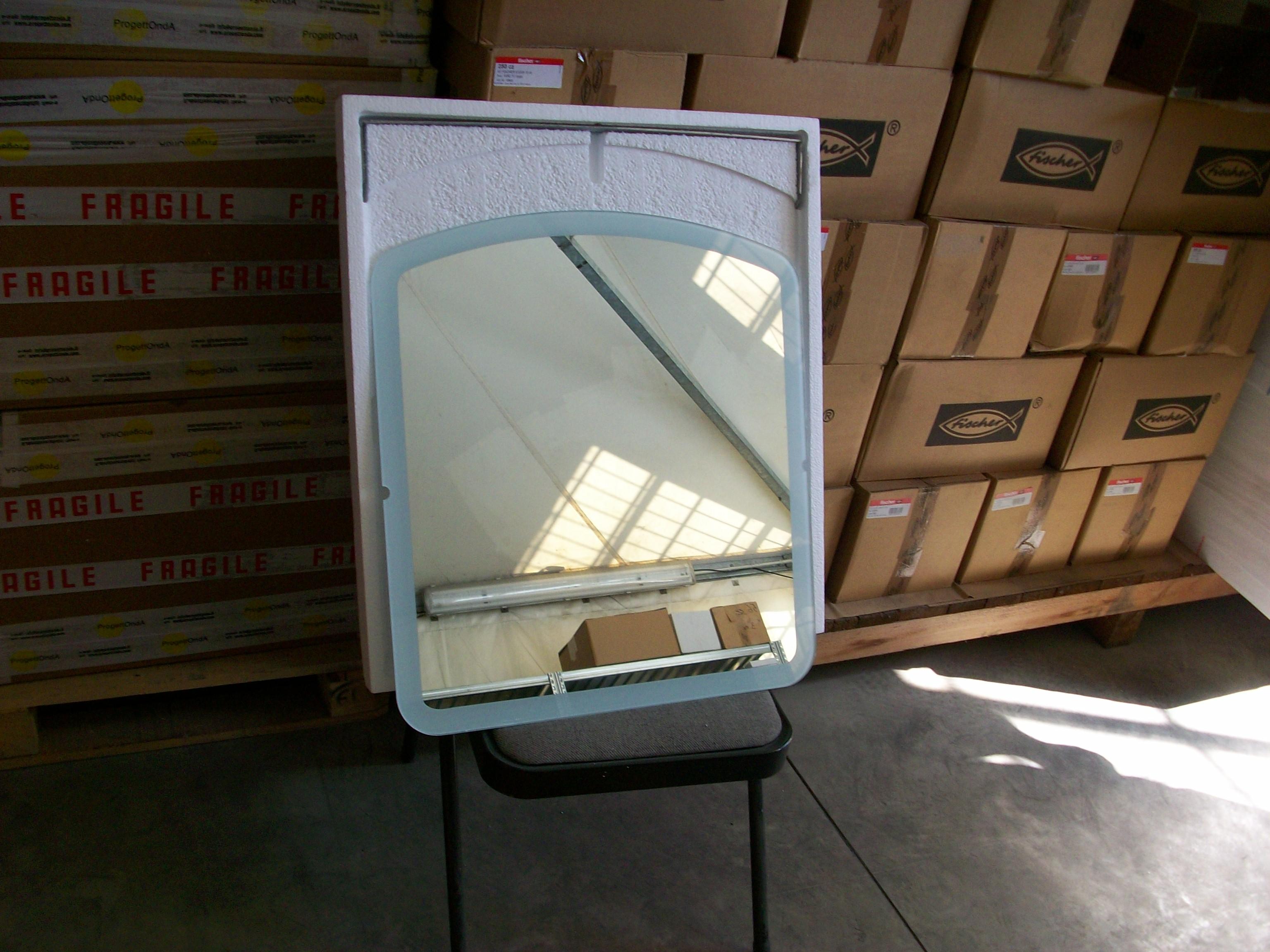 Imballaggi in polistirolo per specchi con cornice copim - Costo specchio al mq ...